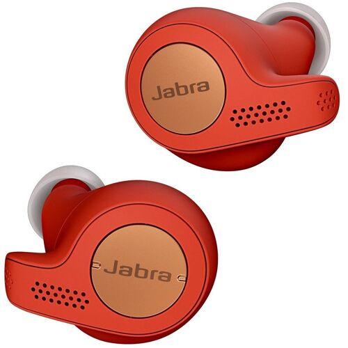 Jabra True Wireless Stereo in-Ear Sport-Kopfhörer »Elite Active 65t«, Rot