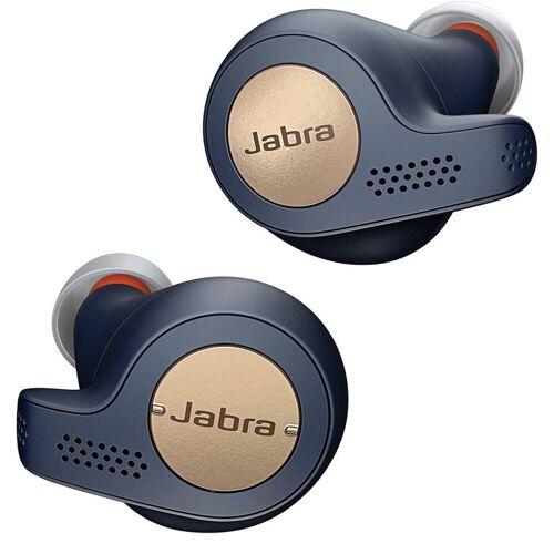 Jabra True Wireless Stereo in-Ear Sport-Kopfhörer »Elite Active 65t«, Dunkelblau