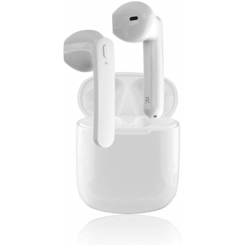 4smarts Headset »True Wireless Stereo Headset Eara SkyPods«, Weiß