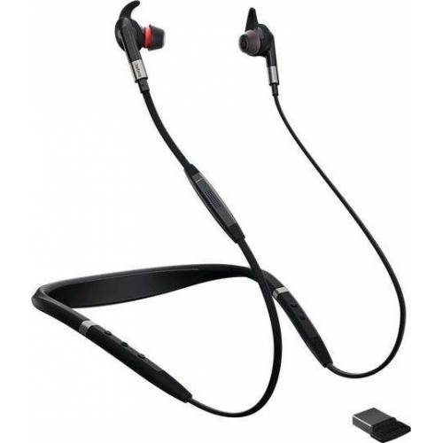 Jabra »EVOLVE 75e« Headset (Siri, Cortana, Google Assistant, Bluetooth)