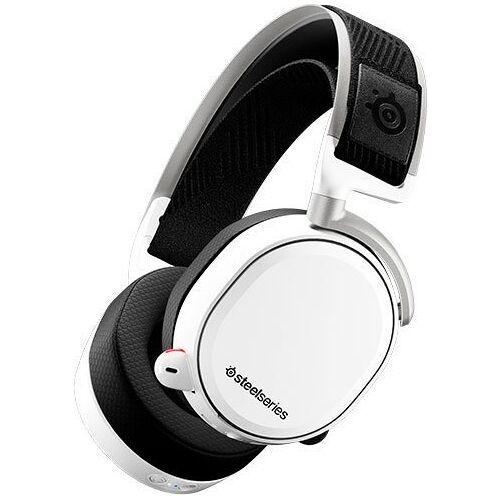 SteelSeries »HS1 Aluminum Headset stand + Arctis Pro Wireless« Gaming-Headset Zubehör, weiß