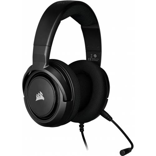 Corsair »HS35 STEREO Gaming Headset« Gaming-Headset, grau