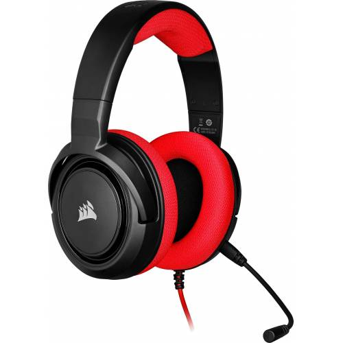 Corsair »HS35 STEREO Gaming Headset« Gaming-Headset, Rot