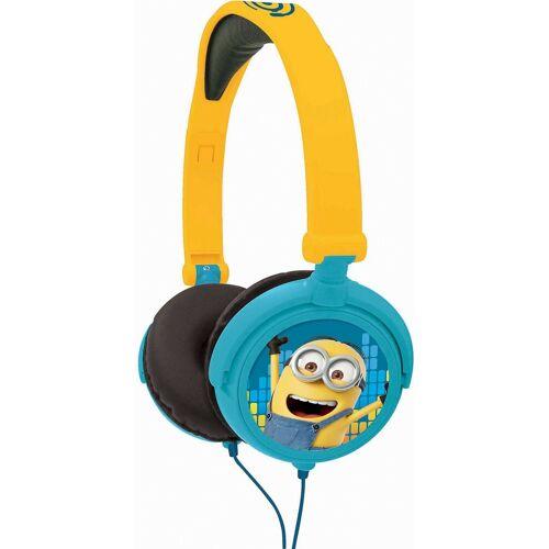 Lexibook® »Cars Kopfhörer« Kinder-Kopfhörer, gelb