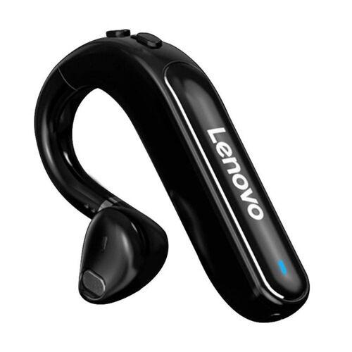 Lenovo »Bluetooth 5.0 Kopfhörer Headset TW16 Einohr Kopfhörer Rauschunterdrückung Earhook schwarz« In-Ear-Kopfhörer