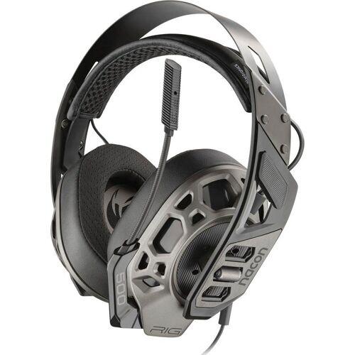 nacon »RIG 500 PRO HS« Gaming-Headset (unidirektional, Sinal-Rausch-Verhältnis 42 dB, Headset-Treiber: Dynamisch, 50 mm)