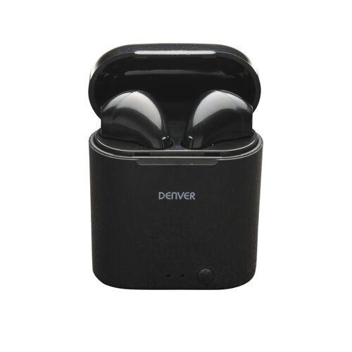 Denver Headset »TWE-36MK3 Wireless BT Earbuds«, Schwarz