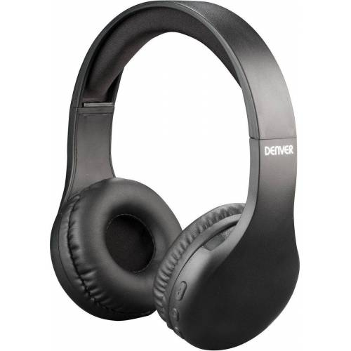 Denver Kopfhörer »BTH-240 Bluetooth Kopfhörer«, Schwarz