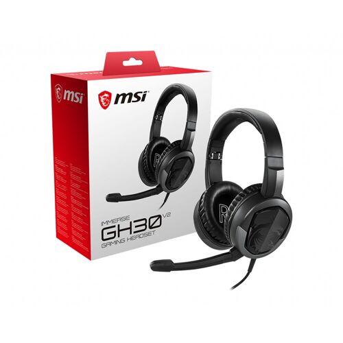 MSI »faltbar, mit Mikrofon, leicht« Kopfhörer