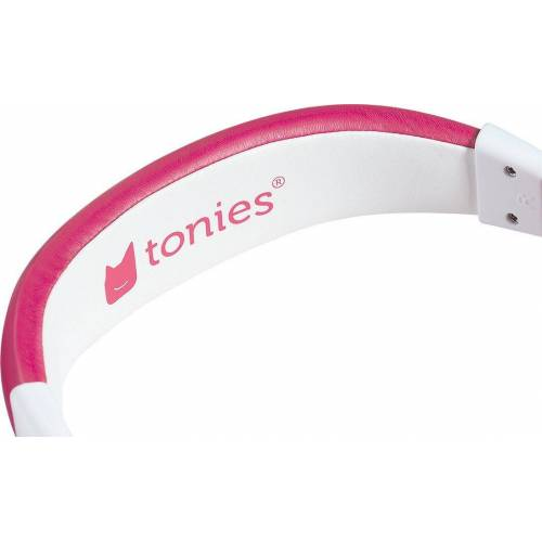 tonies »Tonie Kinderkopfhörer - Lauscher, grün« Kinder-Kopfhörer, pink
