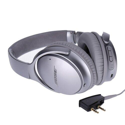 Bose »Quietcomfort 35 silber« Over-Ear-Kopfhörer