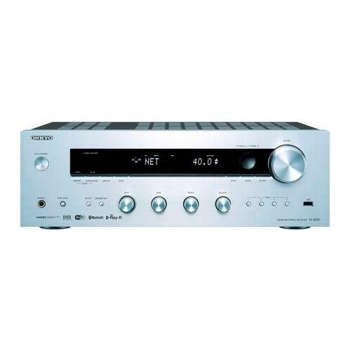 Onkyo »TX-8250S« 2 Netzwerk-Receiver (Bluetooth, WLAN, LAN (Ethernet), silberfarben