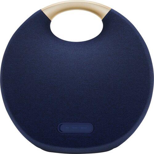 JBL Onyx Studio 6 Bluetooth-Lautsprecher (Bluetooth), blau