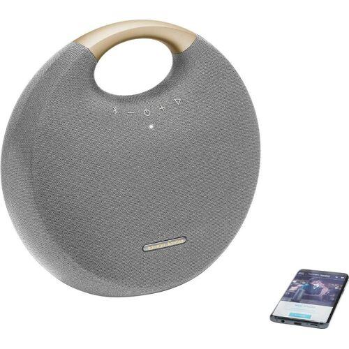JBL Onyx Studio 6 Bluetooth-Lautsprecher (Bluetooth), grau