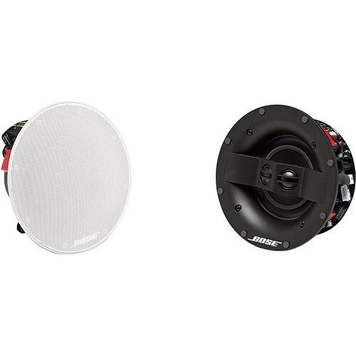 Bose Virtually Invisible 591 Einbaulautsprecher (Hochwertige ® Lautsprecher für die Deckenmontage verfügt über einen 12,7-cm-Woofer)