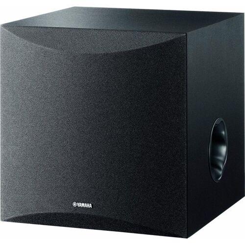 Yamaha NS-SW100 Subwoofer (100 W, Bassreflex-Röhre, 25-180 Hz, 5 Ohm)