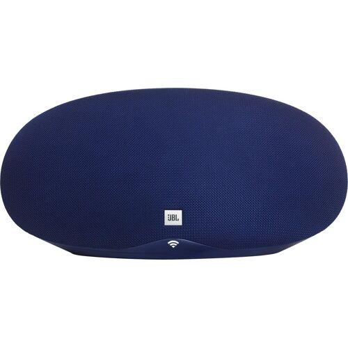 JBL Playlist Multiroom-Lautsprecher (Bluetooth, WLAN (WiFi), 30 W, Multiroom, WiFi, Spotify), blau