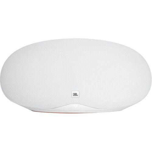 JBL Playlist Multiroom-Lautsprecher (Bluetooth, WLAN (WiFi), 30 W, Multiroom, WiFi, Spotify), weiß
