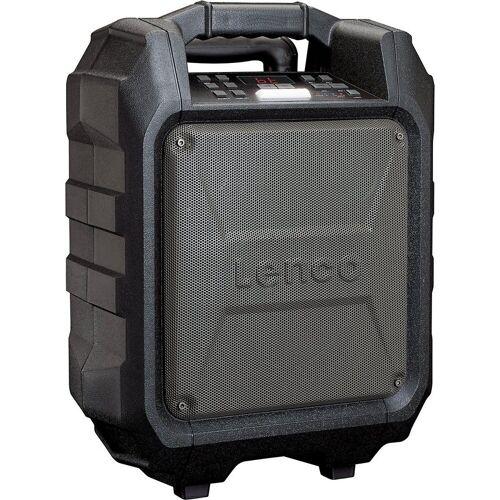 Lenco Bluetooth Lautsprecher PA-60 Lautsprecher