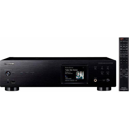 Pioneer »N-70AE« 2 Audio-Receiver (LAN (Ethernet), WLAN, Hi-Res Audio), schwarz