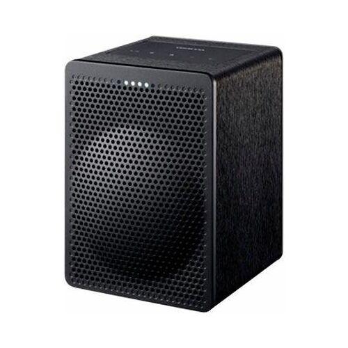 Onkyo VC-GX30 1 Multiroom-Lautsprecher (WLAN (WiFi), WiFi, Sprachgesteuertes Smart Home), schwarz