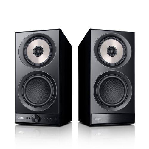 Teufel WLAN-Lautsprecher »Stereo M«, Schwarz