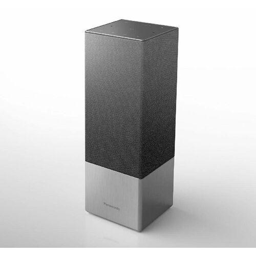 Panasonic SC-GA10EG Stereo Multiroom-Lautsprecher (Bluetooth, WLAN (WiFi), 40 W, Multiroom-fähig, WiFi), schwarz