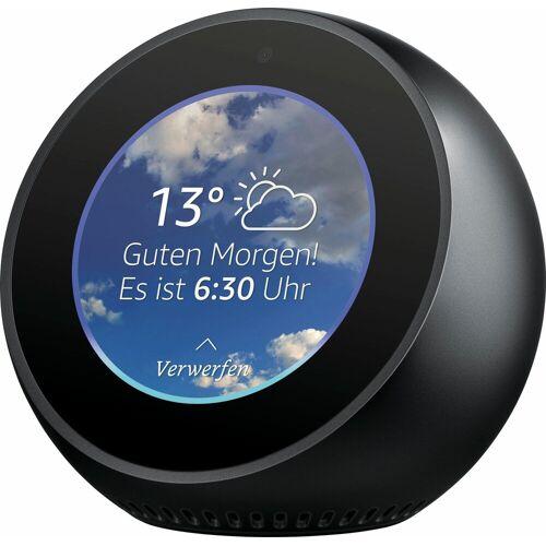 Echo Spot 1.0 Multiroom-Lautsprecher (WLAN (WiFi), Bluetooth), schwarz