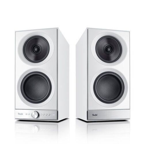 Teufel WLAN-Lautsprecher »Stereo M«, Weiß
