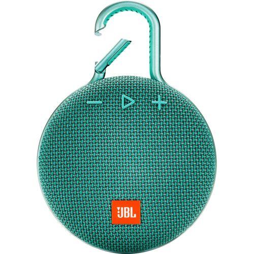 JBL CLIP 3 Portable-Lautsprecher (Bluetooth, 3 W), türkis