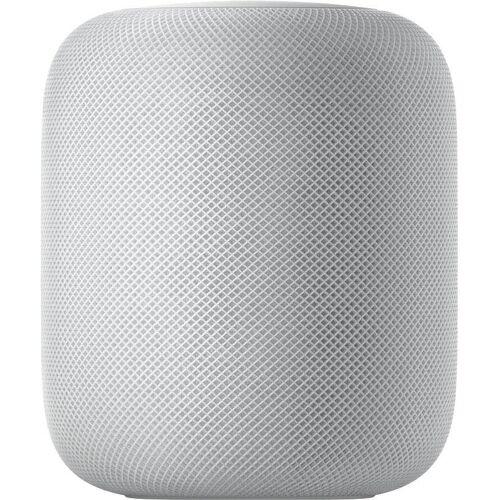 Apple HomePod Sprachgesteuerter Lautsprecher (WLAN (WiFi), weiß