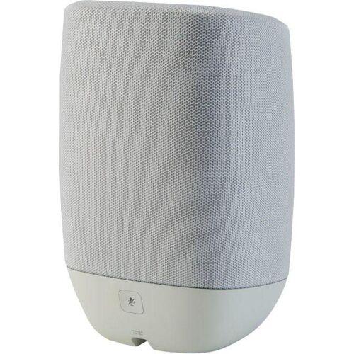 Polk Assist Sprachgesteuerter Lautsprecher (Bluetooth), grau