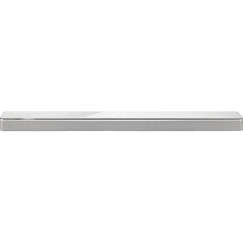 Bose Soundbar 700 Soundbar (Bluetooth, WLAN (WiFi), Sprachgesteuerte Soundbar, App-Steuerung), weiß
