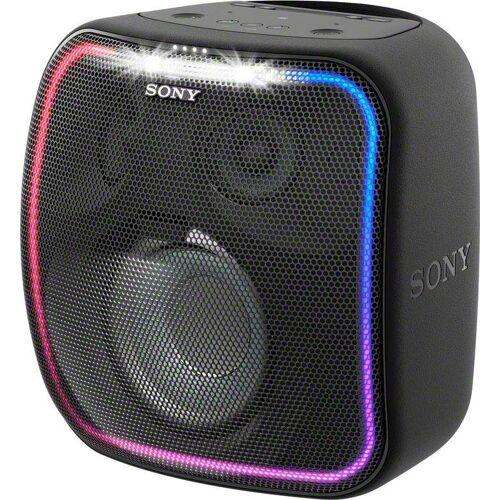 Sony SRS-XB501G Bluetooth-Lautsprecher (Bluetooth, WLAN (WiFi), NFC), schwarz