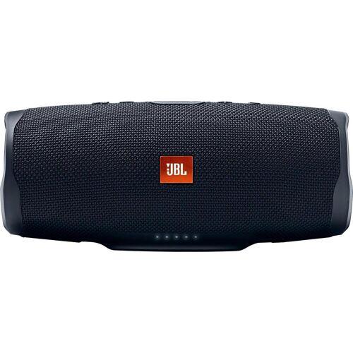 JBL Charge 4 Bluetooth-Lautsprecher (Bluetooth, A2DP Bluetooth, AVRCP Bluetooth, 30 W), schwarz