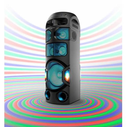 Sony MHC-V82D Bluetooth-Lautsprecher (Bluetooth, NFC)
