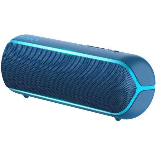 Sony SRS-XB22 Bluetooth-Lautsprecher (NFC, Bluetooth), blau