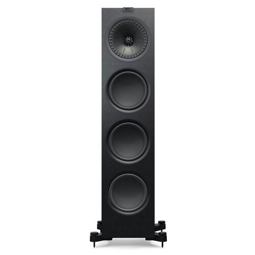 KEF Q950 Stand-Lautsprecher (Stand-Lautsprecher, HiFi, Stereo, Heimkino), Schwarz