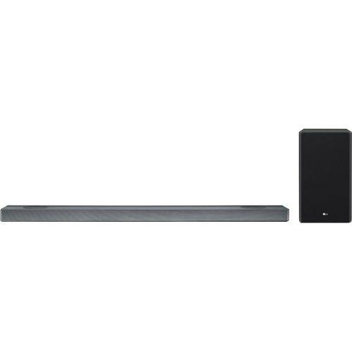 LG SL9YG 4.1.2 Soundbar (Bluetooth, WLAN (WiFi)