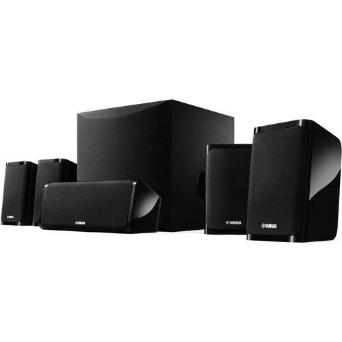 Yamaha YHT-4950D 5.1 5.1 Lautsprecher System (Bluetooth, Multiroom, WLAN (WiFi), 500 W)
