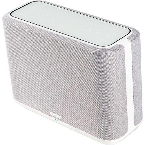 Denon HOME 250 Multiroom-Lautsprecher (Bluetooth, WLAN (WiFi), LAN (Ethernet), multiroomfähig), weiß