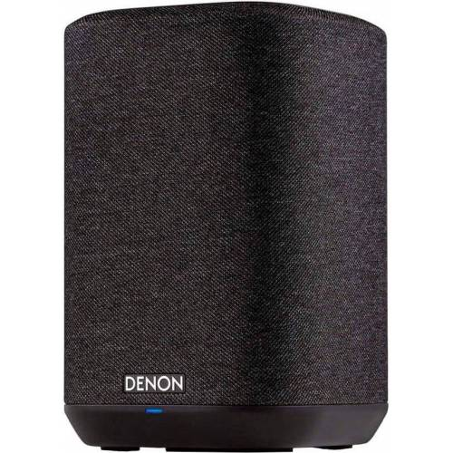 Denon HOME 150 Multiroom-Lautsprecher (Bluetooth, WLAN (WiFi), LAN (Ethernet), multiroomfähig), schwarz