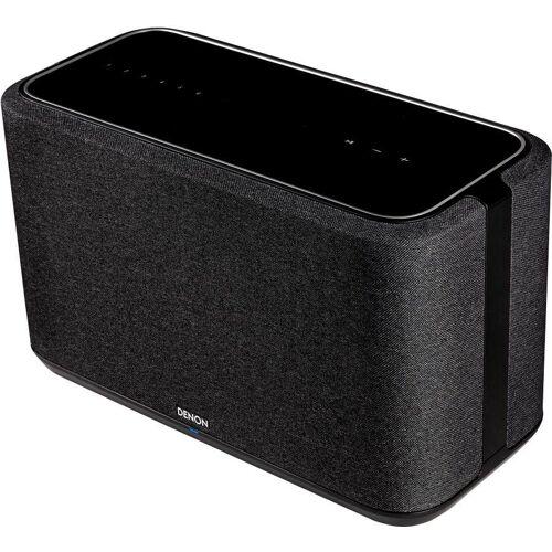 Denon HOME 350 Multiroom-Lautsprecher (Bluetooth, WLAN (WiFi), LAN (Ethernet), multiroomfähig), schwarz