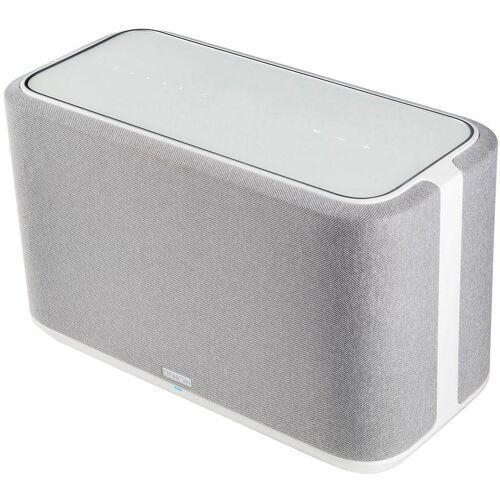 Denon HOME 350 Multiroom-Lautsprecher (Bluetooth, WLAN (WiFi), LAN (Ethernet), multiroomfähig), weiß