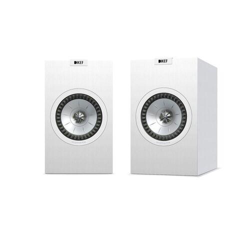 KEF Q-150 Regal-Lautsprecher (Regallautsprecher, Uni-Q-Treiber, Bassreflex-Rohr, Raumfüllender Klang, Zwei Wege Lautsprecher, 1Paar), Weiß