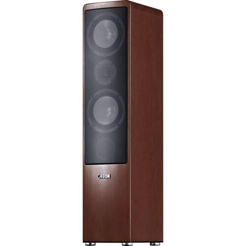 Canton Ergo 670 DC Stand-Lautsprecher (170 W, ein Stück), Wenge Funier