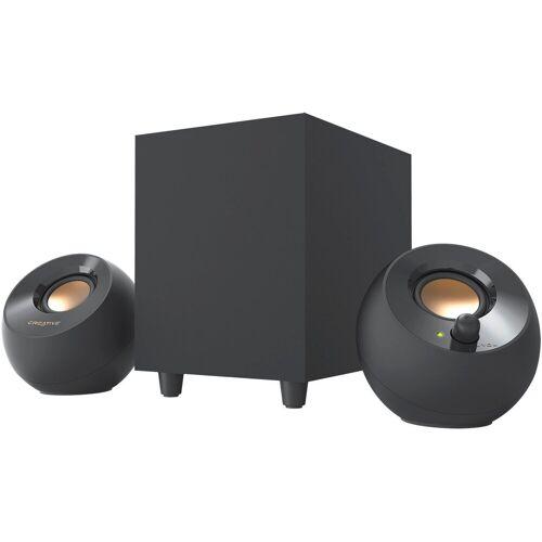 Creative Pebble Plus 2.1 Lautsprecher (8 W)