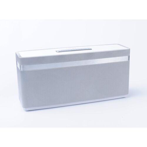 one acoustics Multiroom Lautsprecher mit sattem Sound »M«, weiß - grau