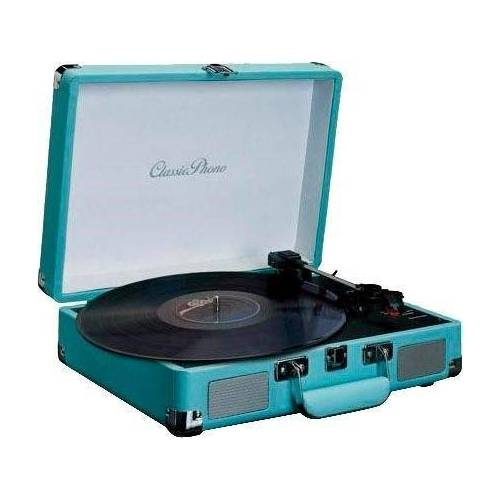 Lenco »TT-11« Plattenspieler (Bluetooth), blau