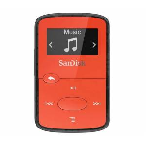 SanDisk Clip Jam 8GB, Rot »MP3-Player (DS)«, Rot
